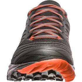 La Sportiva Akasha Juoksukengät Miehet, black/tangerine